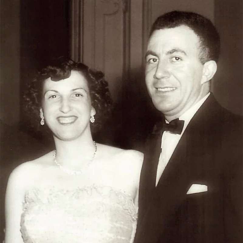 Mary Accardi and John Accardi