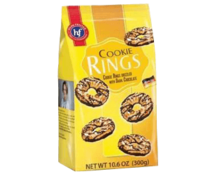 Hans Freitag Cookie Rings