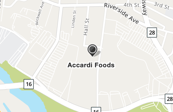 Accardi Foods Location